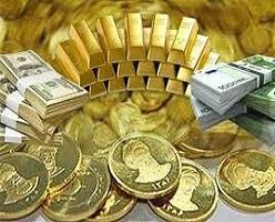طلا پشت دلار و اوراق گیر کرد