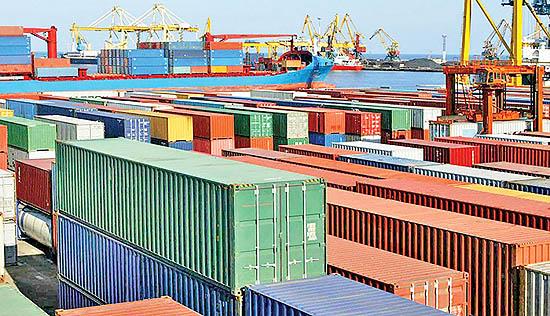 تجارت خارجی در شهریور 2 برابر افزایش یافت